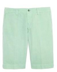 mintgrüne Shorts