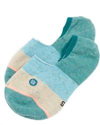 mintgrüne Socken von Stance