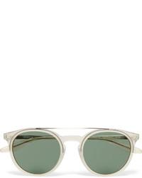 mintgrüne Sonnenbrille von Barton Perreira