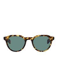 mintgrüne Sonnenbrille von Eyevan 7285