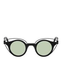 mintgrüne Sonnenbrille von Kuboraum