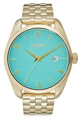 mintgrüne Uhr von Nixon