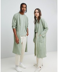 mintgrüner Kimono von Seeker