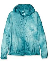 mintgrüner Pullover mit einer Kapuze von adidas