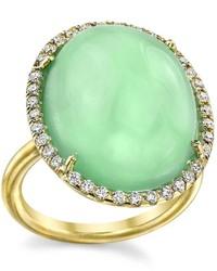mintgrüner Ring