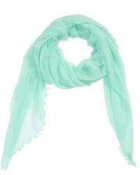 mintgrüner Schal