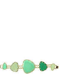 Mintgrünes Armband