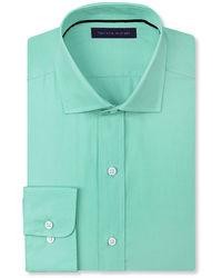 mintgrünes Businesshemd