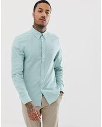 mintgrünes Businesshemd von Calvin Klein