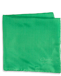 mintgrünes Einstecktuch
