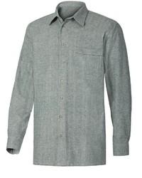 mintgrünes Langarmhemd von Classic