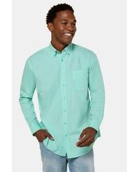 mintgrünes Langarmhemd von JP1880