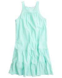 mintgrünes Strandkleid