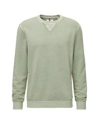 mintgrünes Sweatshirt von Marc O'Polo