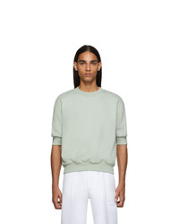 mintgrünes Sweatshirt von Random Identities