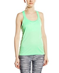 mintgrünes Trägershirt von adidas
