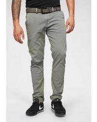 olivgrüne Chinohose von Pepe Jeans