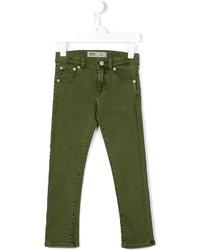 olivgrüne Hose von Levi's