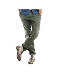 olivgrüne Jeans von EMILIO ADANI