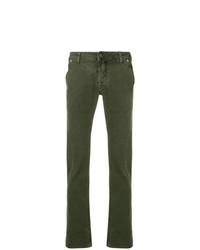 olivgrüne Jeans von Jacob Cohen