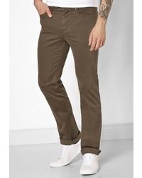 olivgrüne Jeans von PADDOCK´S
