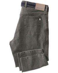 olivgrüne Jeans von PIONIER