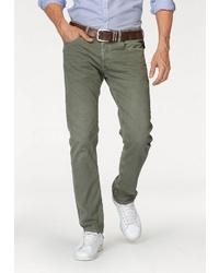 olivgrüne Jeans von Replay
