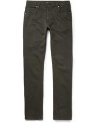 olivgrüne Jeans von Tod's