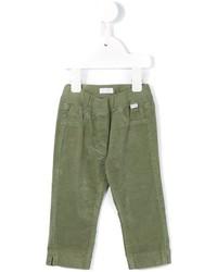 olivgrüne Jogginghose von Il Gufo