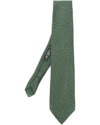 olivgrüne Krawatte von Etro