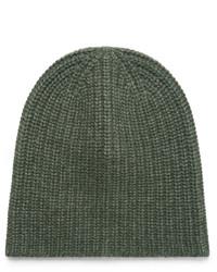 olivgrüne Mütze von Alex Mill