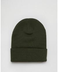 olivgrüne Mütze von Dickies