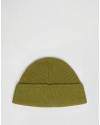 olivgrüne Mütze von Wesc