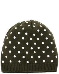 olivgrüne Mütze von No.21