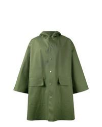 olivgrüne Regenjacke von MACKINTOSH