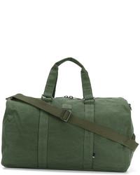 olivgrüne Reisetasche von Herschel