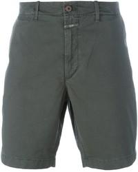 olivgrüne Shorts von Closed