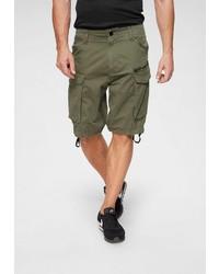 olivgrüne Shorts von G-Star RAW