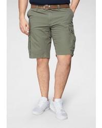 olivgrüne Shorts von Tommy Hilfiger