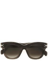 olivgrüne Sonnenbrille von Celine