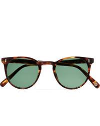 olivgrüne Sonnenbrille von Cubitts