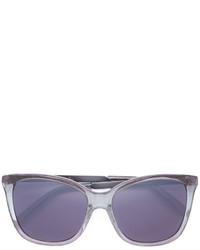 olivgrüne Sonnenbrille von Monique Lhuillier