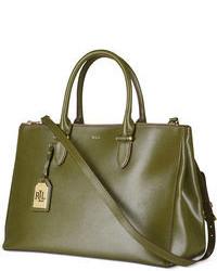 olivgrüne Taschen