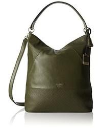 olivgrüne Taschen von GUESS