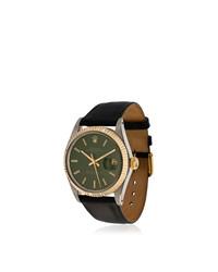 olivgrüne Uhr von La Californienne