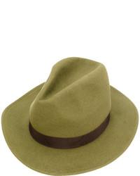 olivgrüner Hut von Dsquared2