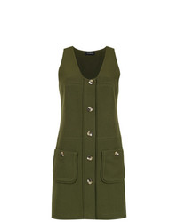 olivgrüner Kleiderrock von Olympiah