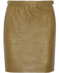 Olivgruener minirock original 1462101