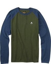 olivgrüner Pullover von Burton