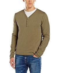 olivgrüner Pullover von LTB Jeans